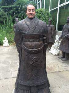 Xi'an Terracotta Matt