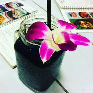 Butterfly Pea Water